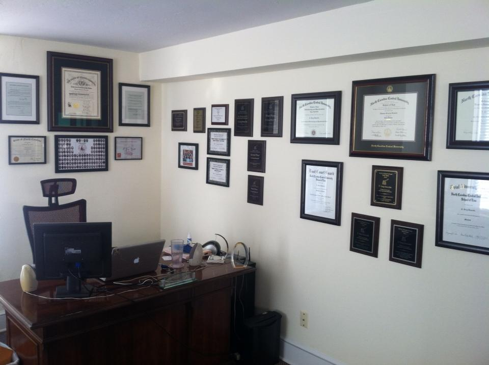 law office decor ideas. finally got my office decorated a smidge law decor ideas 0
